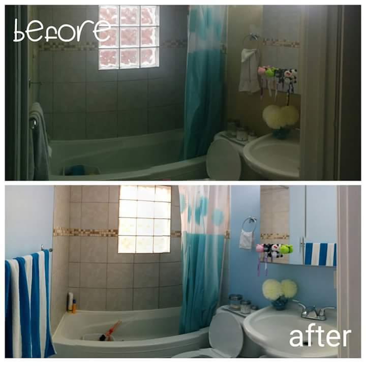 Home Renovations –Bathroom